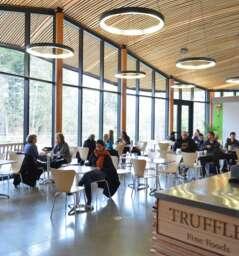 Truffles Fine Foods Café at the VanDusen Garden