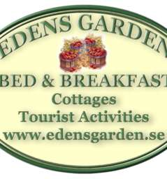 Edens Garden Bed & Breakfast, Cottages and Tourist Activities