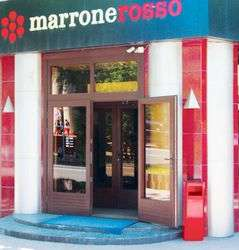 Marrone Rosso