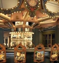 Carousel Bar in Hotel Monteleone