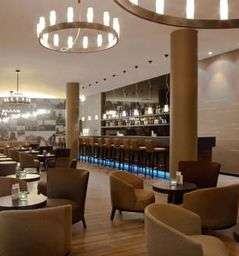 Bar at Motel One Essen