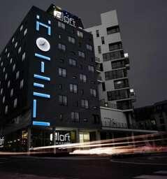 Aloft Hotel Brussels Schuman