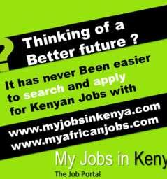 My Jobs In Kenya