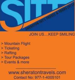 SHERATON INTERNATIONAL TRAVEL & TOURS