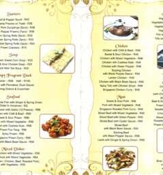 Mayflower Chinese Restaurant & Take Away