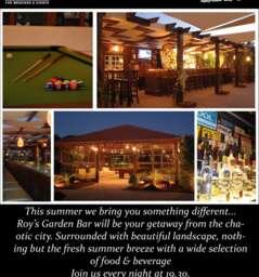 Roy's Resturant & Bar - Exit Club Amman