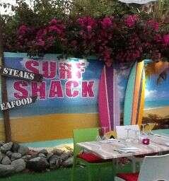 Surf Shack (near the beach in San Pedro de Alcantara)