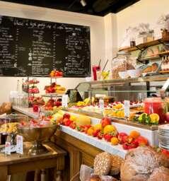 Babu's Bakery & Coffeehouse