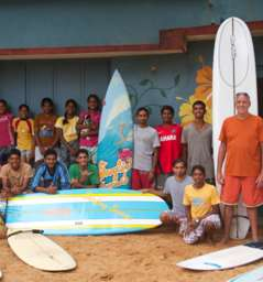 India Surf Tours