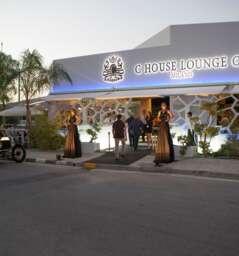 C House Lounge Café Milano