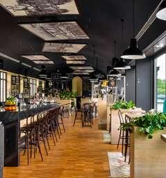 Városliget Cafe & Bar - CityPark Lakeside