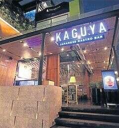 Kaguya Gastro bar