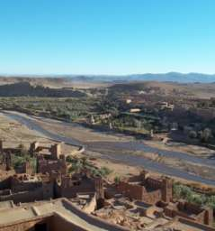 Moroccan Footsteps
