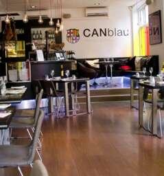 CANblau Tapas Bar and Restaurant