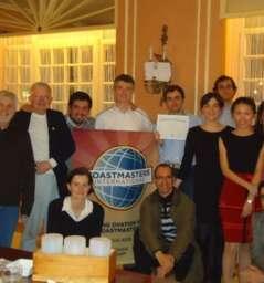 Standing Ovation Madrid - Toastmasters