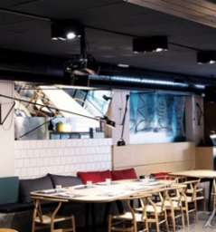 IKRA Restaurant