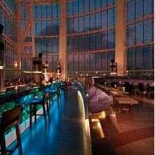 Blue Bar @ Hilton Capital Grand Abu Dhabi