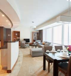 Residence Suites at Intercontinental Doha The City