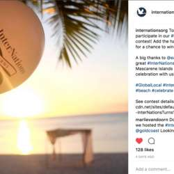Woot! @InterNationsOrg posted my picture from the #InterNationsTurns10 event at Villas Caroline in Flic en Flac, Mauritius - Mascarenes Island from last weekend! Ambassador Gamor out!