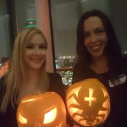 Happy Halloween! It was great to meet everyone :)