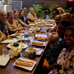 Another amazing time with InterNations community members (new and familiar faces) & friends for November's rendez-vous! We also got a chance to celebrate Matt's birthday. Thanks to all who attended. Ambassador Gamor out!