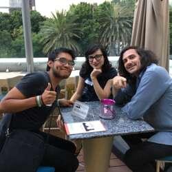 Ivan, Elena & Jamie