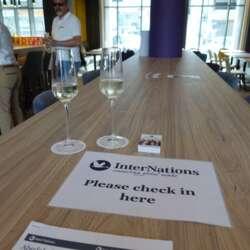 Let the evening begin... registration is open 🥂