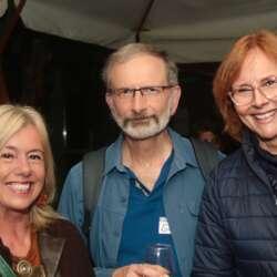 Francois, Gary and Linda
