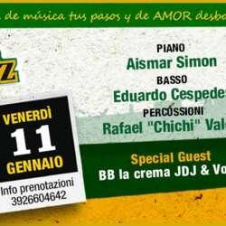 Mojitojazz - Latin jazz live music and timba (Cuban salsa) - Milan