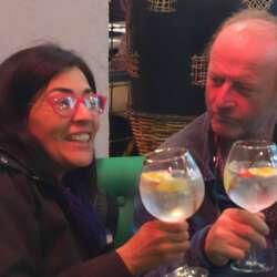 Sara Wong and Michel Lorriaux