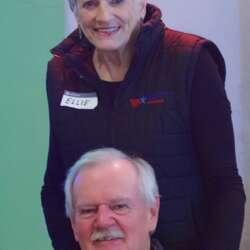 Ellie and Stan Wallis