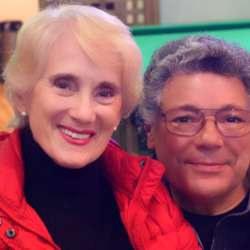 Susan Lamy and Jean Pierre