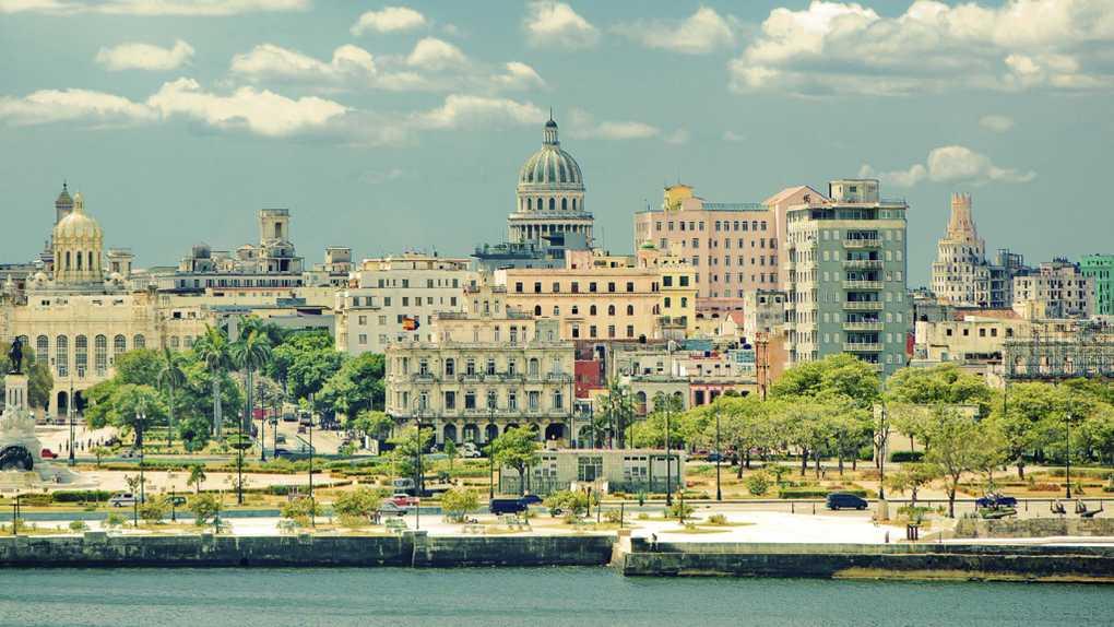 Vistas de La Habana